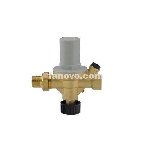 Brass Pre Adjustable Filling Valve Fanovo Industries Valve Heating Systems Adjustable