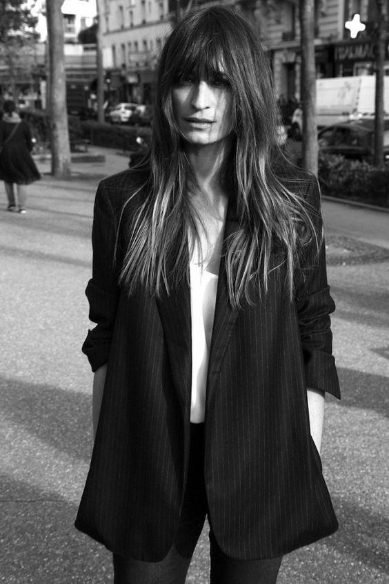 Caroline de Maigret for Equipment: