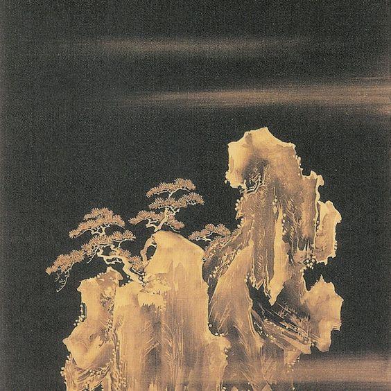 Suzuki Kiitsu, | Isle+of+the+Immortals+(Detail),+Suzuki+Kiitsu,+1796-1858b.jpg