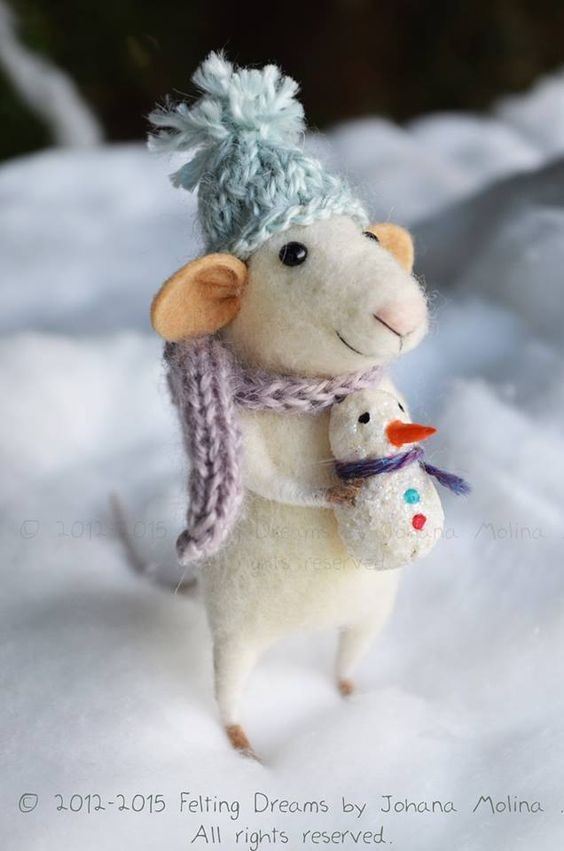 Winter Mouse