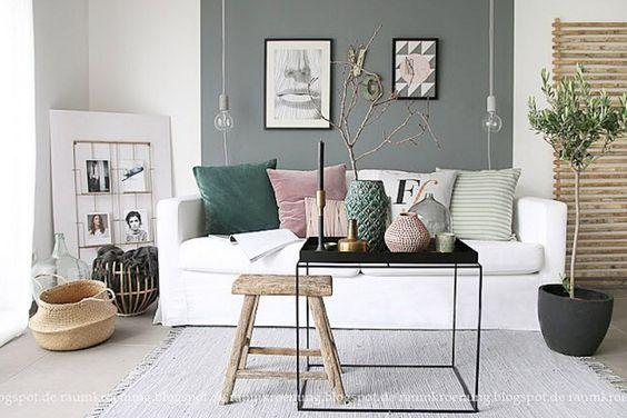 Wohnzimmer einrichtungsideen  ausgefallene-Einrichtungsideen-wohnzimmer | Einrichtung ...