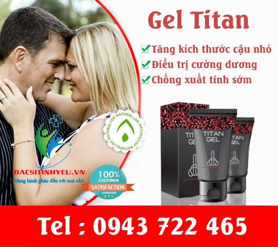 Sản phẩm cần bán: Ai đã dùng gel titan | Sự cải thiện sinh lý cho quý ông 3840dfc7ce942182a980e396ace625aa