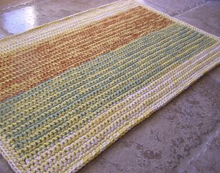 Crochet Rug Free Pattern More