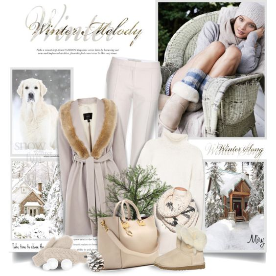 """Winter Melody"" by thewondersoffashion on Polyvore"