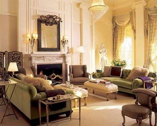1920s home interior design House design plans