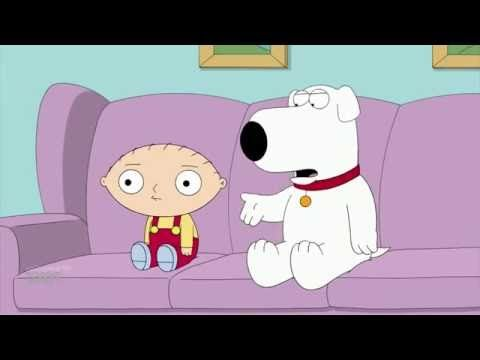 Family Guy Stewie And Brian Medicated Youtube With Images