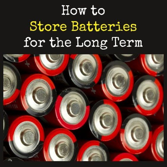 We should probably all know the answer to this question: Can we extend the shelf life of flashlight batteries by refrigerating or freezing them?  You might be surprised by the answer.  How to Store Batteries for the Long Term   Backdoor Survival