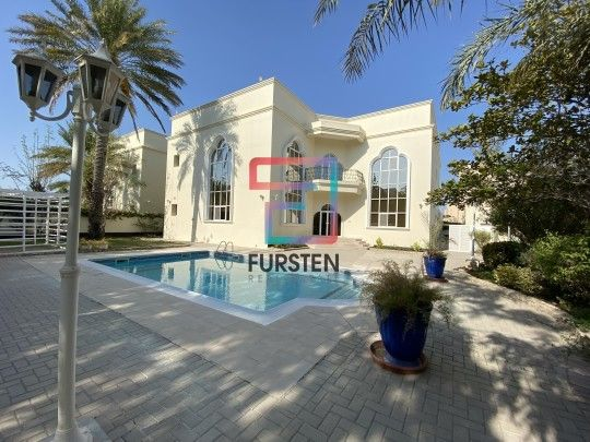 Luxurious Villa In Janabiyah For Rent Near Saudi Causeway Bd 1600 Per Month Exclusive A 5 Bedroom Villa 4 Bedrooms Maids Room Indoor Swimming Pools Villa