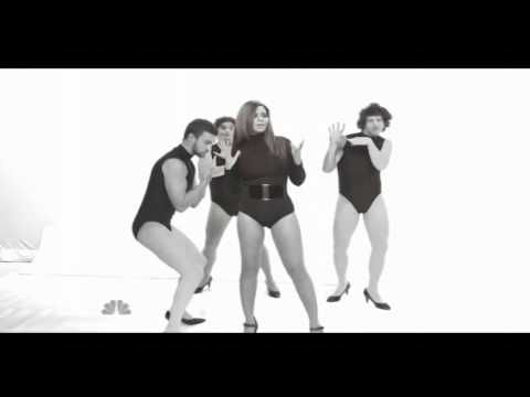 SNL: Beyonce - All the single ladies (Put a ring on it) FT. Justin Timberlake