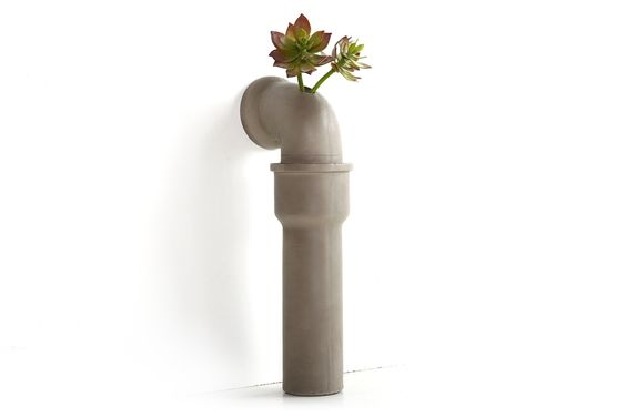 Soliflore design en béton taille S UNIK  59€