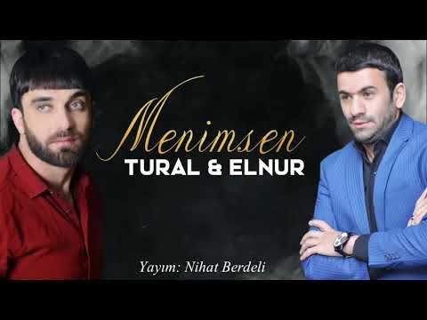 Tural Davutlu Ft Elnur Valeh Sen Varsan Menimsen Official Audio Youtube Movie Posters Audio Movies