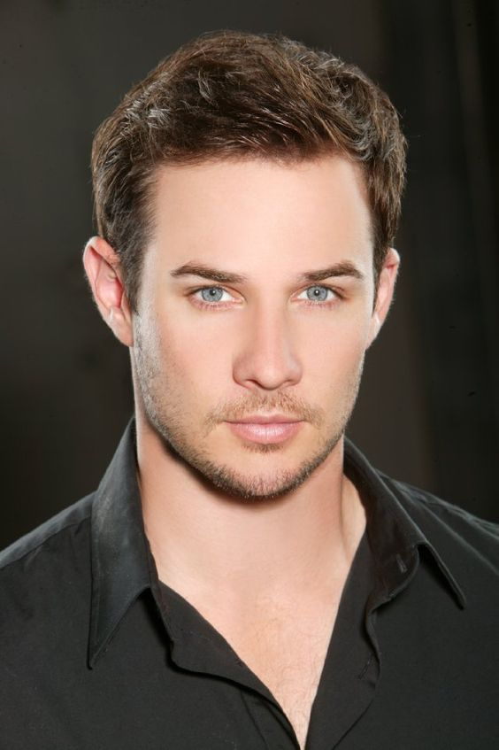 """Ryan Merriman, aka the guy from the old Disney channel movies """"The Luck of the Irish"""" and """"Smart House""""!"""