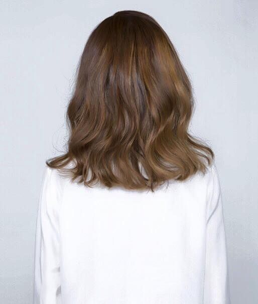 Korean Style Digital Perm Pia Manacho In 2020 Permed Hairstyles Hair Styles Digital Perm