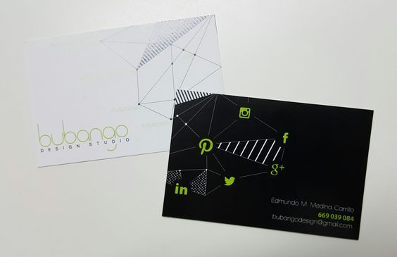 Tarjeta de visita/Business card