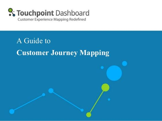 Touchpoint Dashboard Journey Mapping Guide 2014