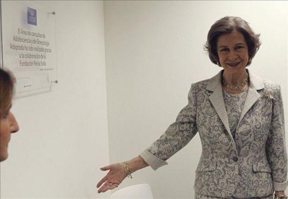 La reina Sofía viaja el lunes a Guatemala para apoyar la cooperación española