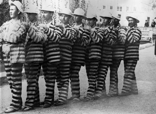 history of prison in the 1900 1920 History of the oregon state penitentiary unlike the old prison the current penitentiary is home to a population of inmates that fluctuates between 1900.
