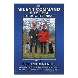 Command system of dog training dvds dvd by huntsmith rick smith