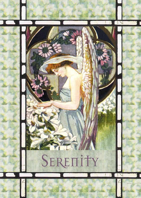 Oracle Card Serenity | Doreen Virtue - Official Angel Therapy Website