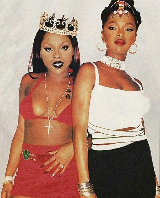 Foxy Brown & Lauryn Hill                                                                                                                                                      More