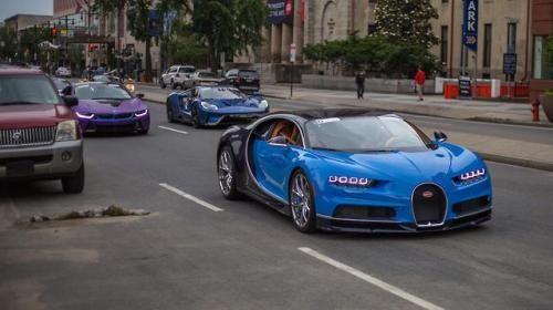 Bugatti Chiron In Philly Via Reddit With Images Bugatti Chiron