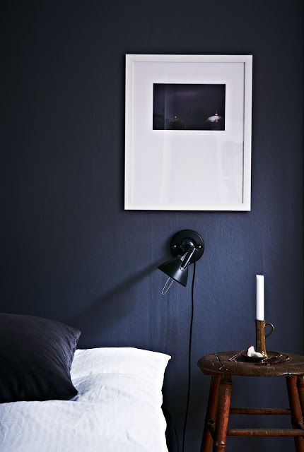 home of stylist lene ostenfeldt  lamp from luceplan photo: anders ...