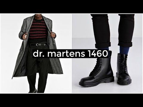 dr martin men