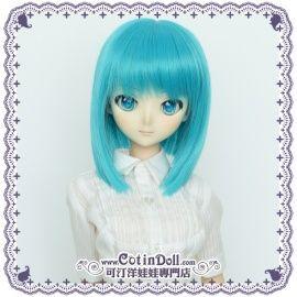 Smart Doll / DD wig  ADW003S08 初音ミク色