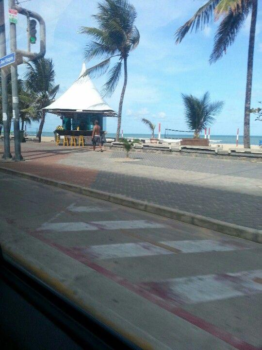 Praia!