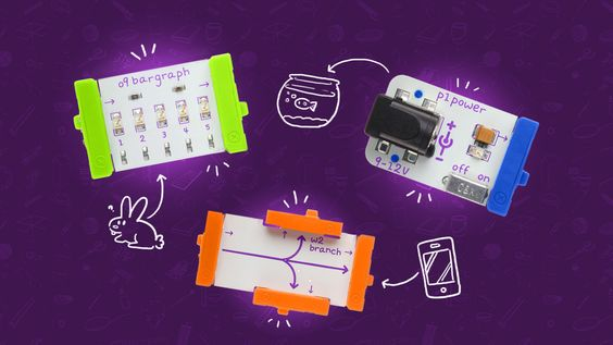 Making things with electronics is tough, but if you're just starting out, littleBits are an easy way to start experimenting with all kinds o...