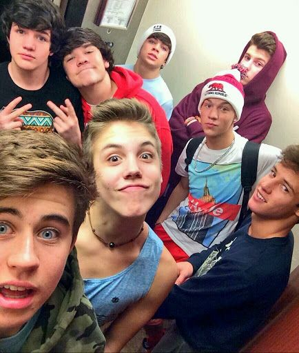 magcon boys wallpaper | Viewing Gallery For - Magcon Family Wallpaper