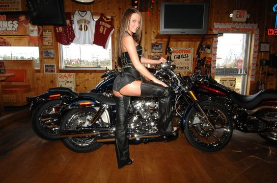 Born To Ride Biker Babes Gallery 3