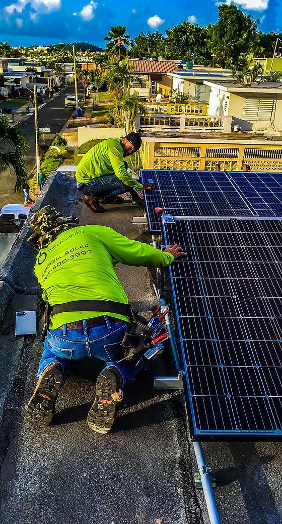 Instalacion Placas Solares Puerto Rico Mechannika Solar Energy Placas Solares Puerto Rico Placas