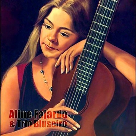 Aline Fajardo & Trio Bluseiro - Blues Cabeça ,Music, Art, Treasure of Liberal education, Literature, Pictorial Art,Known magnificent Musics
