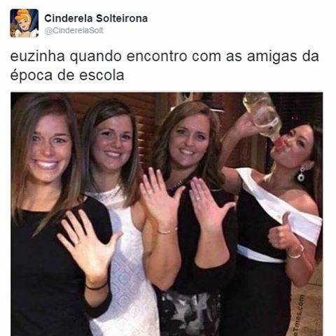 😂😂😂 casar engorda, viu?! 💕 #CinderelaSolteirona ✨