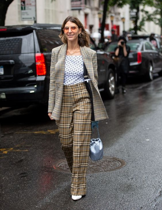 The Best Street Style From New York Fashion Week Spring 2019