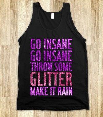 Throw Some Glitter!
