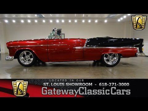 Youtube 1955 Chevrolet Chevrolet Bel Air Classic Cars