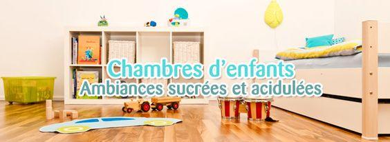 comment décorer une chambre d'enfant ? #deco