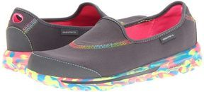 Skechers Performance - GOWalk - Wavelength (Charcoal) - Footwear on shopstyle.com
