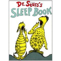 """Happy Birthday Dr. Seuss! This is one of our all-time faves. We read it every night for months & it worked like a charm. Just try reading """"A yawn is quite catching, you see, like a cough. It just takes one yawn to start other yawns off"""" and see if you can stop yourself from yawning!"""
