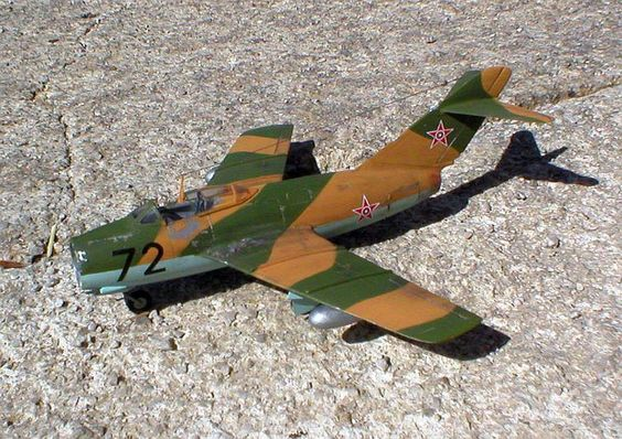 MiG 15 (Airfix 1/72)
