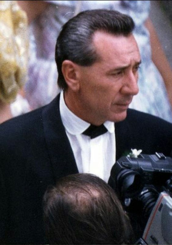 Don Vito Rizzuto Godfather of Montreal, now deceased.