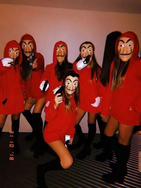 Halloween Costumes Of Best Friends In 2020 Badass Halloween Costumes Halloween Costumes Friends Bff Halloween Costumes