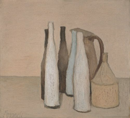 giorgio morandi - Found on metmuseum.org