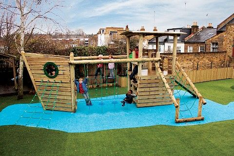 Outdoor Play Columbus  Pinta Columbus Galleon