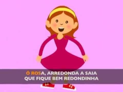 Ó Rosa arredonda a saia (@Linda C de Infância 3)