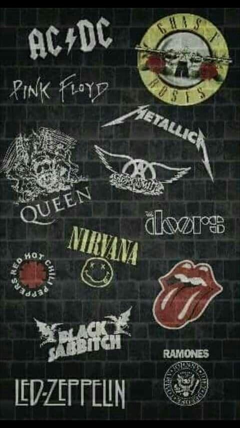 Pin By Dimas Satria On Gnr Rock Band Logos Rock Band Posters Band Wallpapers