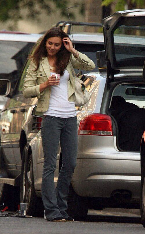 Kate Middleton...casual street style from before her marriage