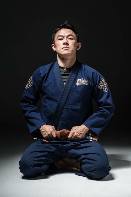 adidas Champion Jiu Jitsu Gi Bjj Gi 550gr Pearl Weave Blue